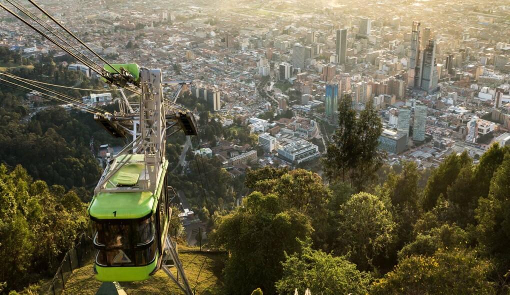 Bogotá: O casamento perfeito entre história e modernidade