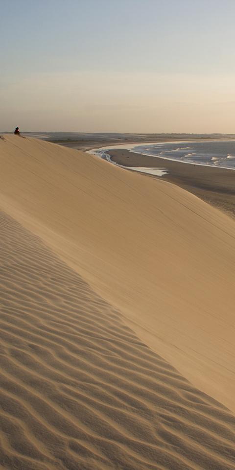 Jericoacoara: Um pedaço do céu localizado no Ceará