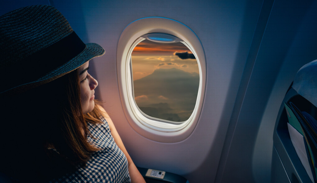 Tudo sobre viajar de avião pela primeira vez