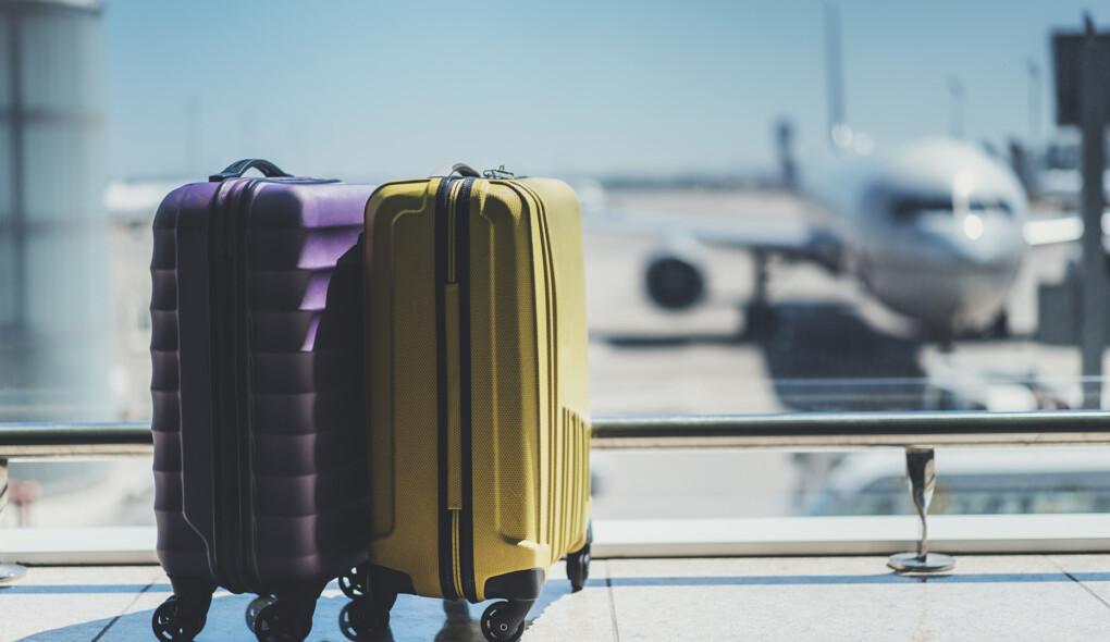 Regras de bagagem em voos internacionais