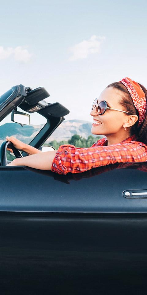 Vantagens de alugar um carro em viagem