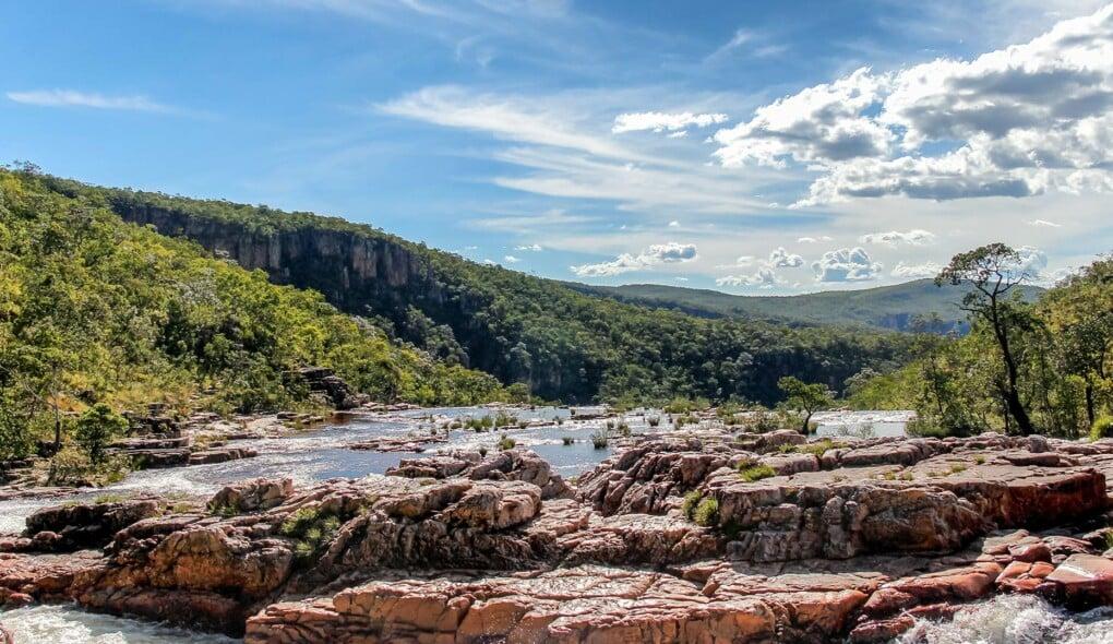 Turismo no cerrado brasileiro