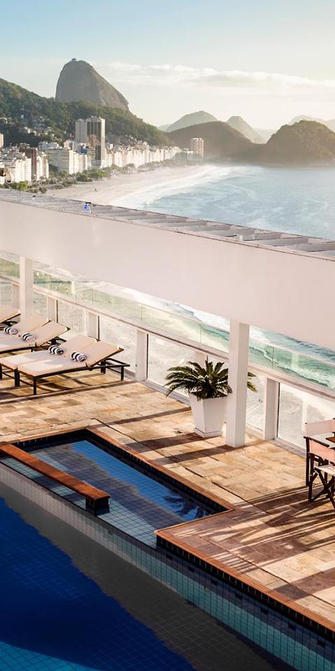 Rede de hotéis Othon Rio de Janeiro