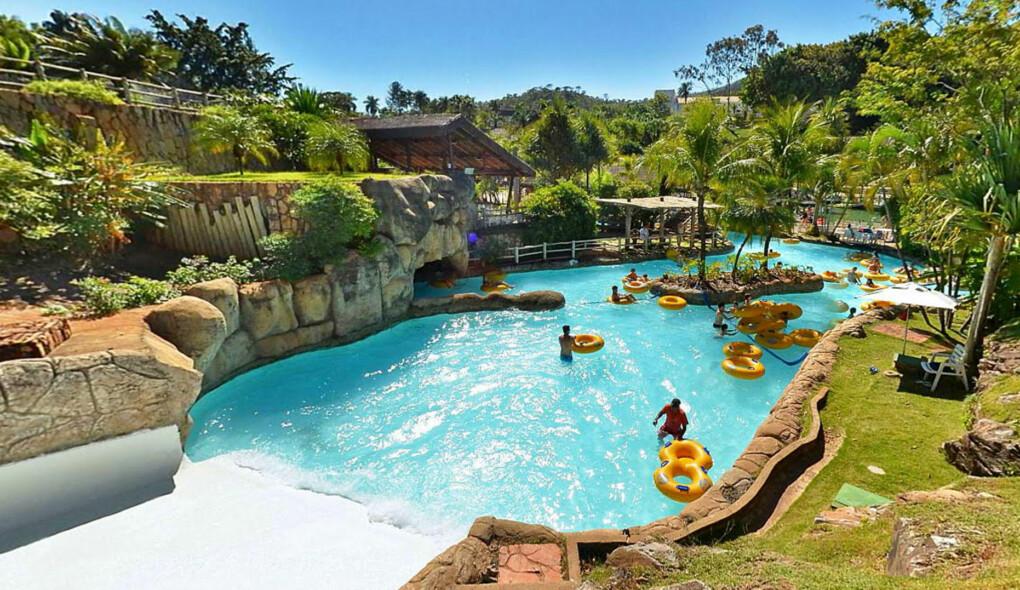 Visite Caldas Novas e hospede-se no resort Rio Quente