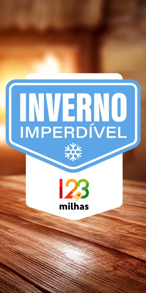 Inverno Imperdível 123Milhas