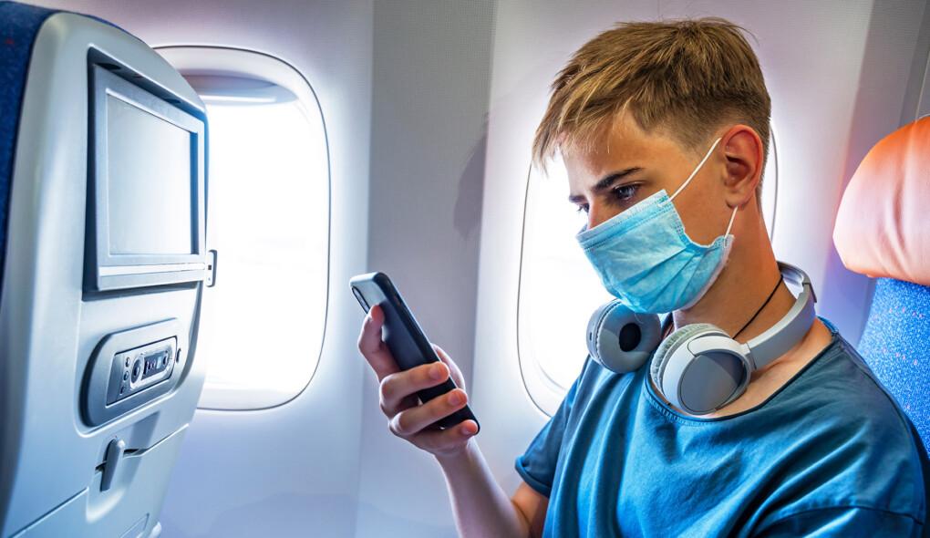 Autorização de viagem para menores de 16 anos já pode ser feita online
