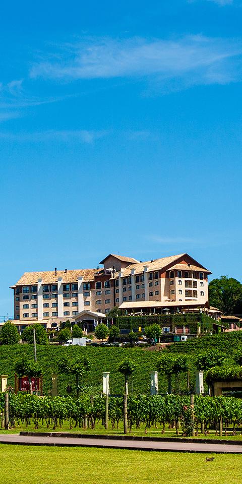 Hotel & SPA do Vinho (BENTO GONÇALVES – RS)