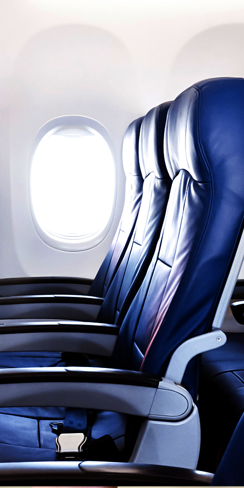 Conheça sobre classes de voo e entenda suas diferenças
