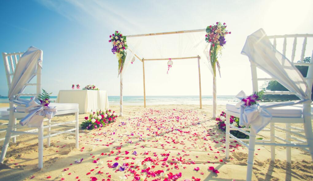 Praias brasileiras mais bonitas para casar