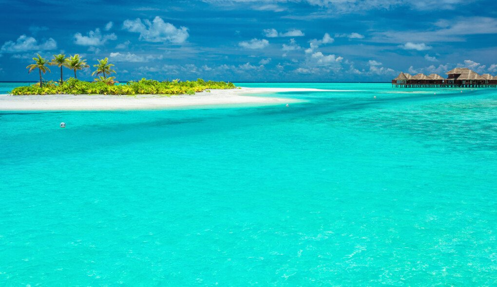Resort nas Maldivas: rede Marriott