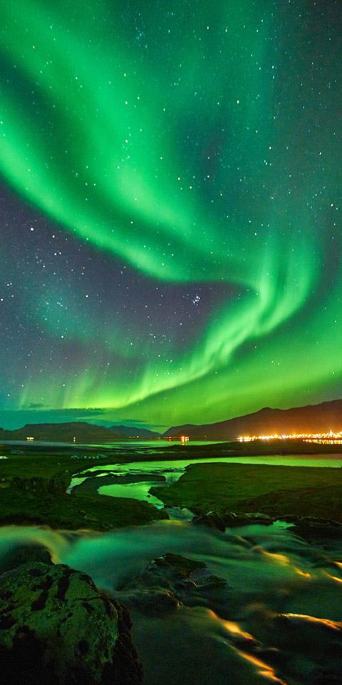 Tem que ir para a Islândia