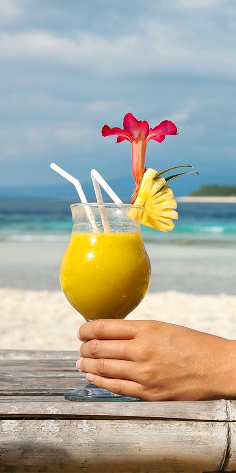 3 praias no nordeste para tomar um drink à beira-mar