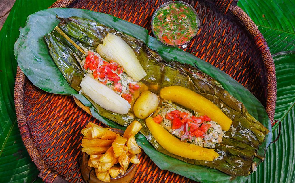 Culinária típica da região amazonica