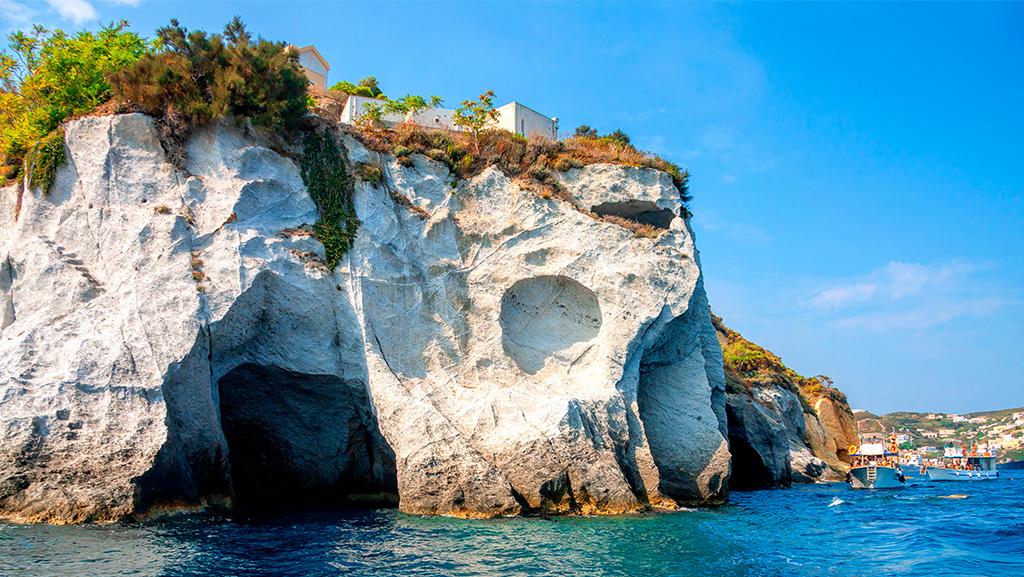 Cavernas da Grotte de Pilato